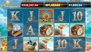 Mega Fortune Dreams spel