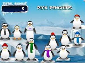 icy wonders penguins